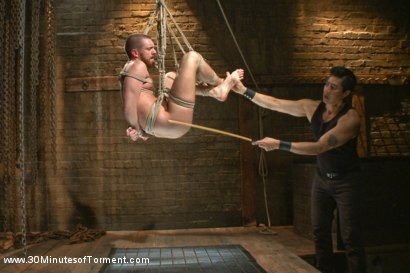 Photo number 11 from Hot southern boy relentlessly fucked and beaten shot for 30 Minutes of Torment on Kink.com. Featuring Jordan Foster in hardcore BDSM & Fetish porn.
