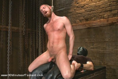 Photo number 12 from Hot southern boy relentlessly fucked and beaten shot for 30 Minutes of Torment on Kink.com. Featuring Jordan Foster in hardcore BDSM & Fetish porn.