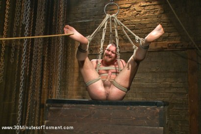 Photo number 9 from Hot southern boy relentlessly fucked and beaten shot for 30 Minutes of Torment on Kink.com. Featuring Jordan Foster in hardcore BDSM & Fetish porn.