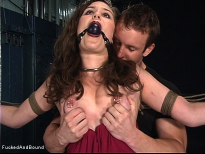 Photo number 1 from Lifestyle Submissive shot for  on Kink.com. Featuring TJ Cummings and Charlotte Vale in hardcore BDSM & Fetish porn.
