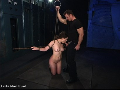 Photo number 5 from Lifestyle Submissive shot for  on Kink.com. Featuring TJ Cummings and Charlotte Vale in hardcore BDSM & Fetish porn.