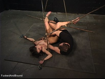 Photo number 4 from Tease And Denial shot for  on Kink.com. Featuring TJ Cummings and Rachel Roxxx in hardcore BDSM & Fetish porn.