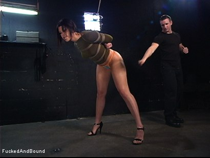 Photo number 2 from Faultlessly Obedient shot for Brutal Sessions on Kink.com. Featuring TJ Cummings and Satine Phoenix in hardcore BDSM & Fetish porn.