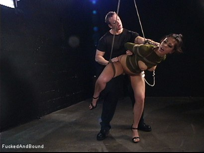 Photo number 5 from Faultlessly Obedient shot for Brutal Sessions on Kink.com. Featuring TJ Cummings and Satine Phoenix in hardcore BDSM & Fetish porn.