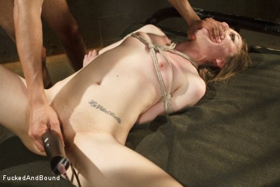 Photo number 9 from Tiny Whore Takes Huge Cock shot for  on Kink.com. Featuring Emma Haize and Mickey Mod in hardcore BDSM & Fetish porn.