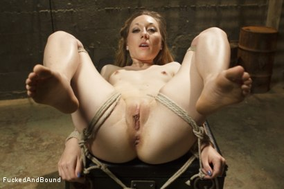 Photo number 4 from Tiny Whore Takes Huge Cock shot for  on Kink.com. Featuring Emma Haize and Mickey Mod in hardcore BDSM & Fetish porn.