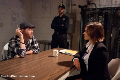 Photo number 1 from Special Agent Bondage Whore shot for Sex And Submission on Kink.com. Featuring Xander Corvus and Krissy Lynn in hardcore BDSM & Fetish porn.