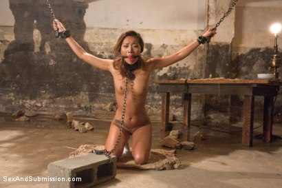 Photo number 6 from 19 Year Old Punished Foreign Exchange Slave shot for Sex And Submission on Kink.com. Featuring Alina Li and Tommy Pistol in hardcore BDSM & Fetish porn.