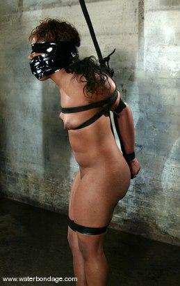 Photo number 6 from Sydnee Capri shot for Water Bondage on Kink.com. Featuring Sydnee Capri in hardcore BDSM & Fetish porn.