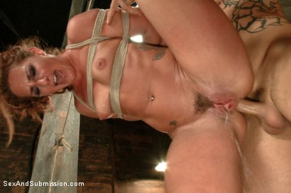 Photo number 9 from The Taken: Multi Orgasmic Squirting Anal Bondage Slut! shot for Sex And Submission on Kink.com. Featuring Savannah Fox and Derrick Pierce in hardcore BDSM & Fetish porn.