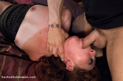 Photo number 4 from The Taken: Multi Orgasmic Squirting Anal Bondage Slut! shot for Sex And Submission on Kink.com. Featuring Savannah Fox and Derrick Pierce in hardcore BDSM & Fetish porn.