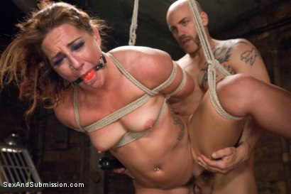 Photo number 10 from The Taken: Multi Orgasmic Squirting Anal Bondage Slut! shot for Sex And Submission on Kink.com. Featuring Savannah Fox and Derrick Pierce in hardcore BDSM & Fetish porn.
