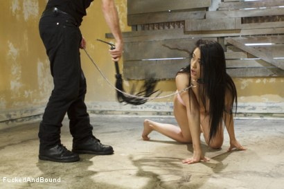 Photo number 2 from Slave Submission shot for Brutal Sessions on Kink.com. Featuring Katrina Jade and Maestro in hardcore BDSM & Fetish porn.