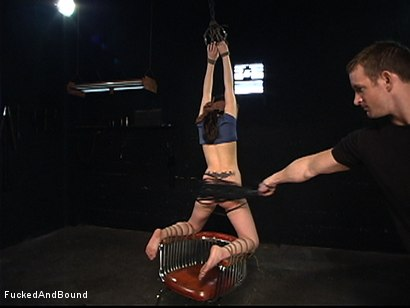 Photo number 1 from Obedience Training shot for  on Kink.com. Featuring TJ Cummings and Dakoda Brookes in hardcore BDSM & Fetish porn.
