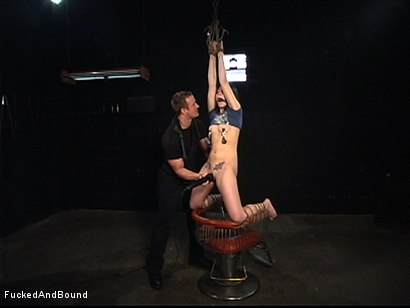 Photo number 3 from Obedience Training shot for  on Kink.com. Featuring TJ Cummings and Dakoda Brookes in hardcore BDSM & Fetish porn.