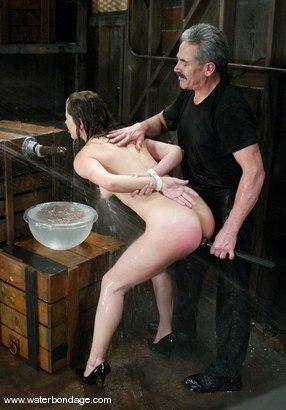 Photo number 6 from Bobbi Starr shot for Water Bondage on Kink.com. Featuring Bobbi Starr in hardcore BDSM & Fetish porn.