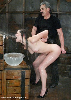 Photo number 5 from Bobbi Starr shot for Water Bondage on Kink.com. Featuring Bobbi Starr in hardcore BDSM & Fetish porn.