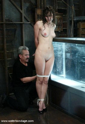 Photo number 12 from Bobbi Starr shot for Water Bondage on Kink.com. Featuring Bobbi Starr in hardcore BDSM & Fetish porn.