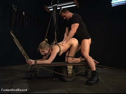Photo number 10 from Begging Lessons shot for  on Kink.com. Featuring TJ Cummings and Jaelyn Fox in hardcore BDSM & Fetish porn.