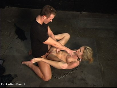 Photo number 9 from Begging Lessons shot for  on Kink.com. Featuring TJ Cummings and Jaelyn Fox in hardcore BDSM & Fetish porn.