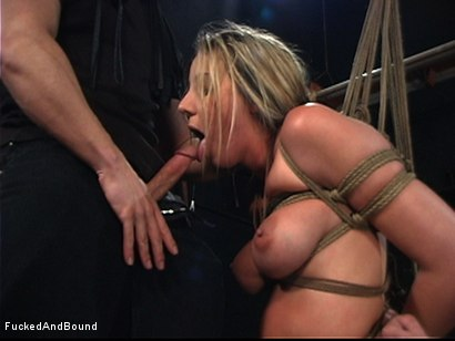 Photo number 1 from Full-Body Service shot for Fucked and Bound on Kink.com. Featuring TJ Cummings and Delilah Strong in hardcore BDSM & Fetish porn.