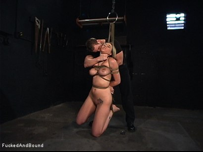 Photo number 2 from Full-Body Service shot for Fucked and Bound on Kink.com. Featuring TJ Cummings and Delilah Strong in hardcore BDSM & Fetish porn.