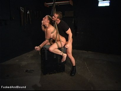 Photo number 10 from Full-Body Service shot for Fucked and Bound on Kink.com. Featuring TJ Cummings and Delilah Strong in hardcore BDSM & Fetish porn.