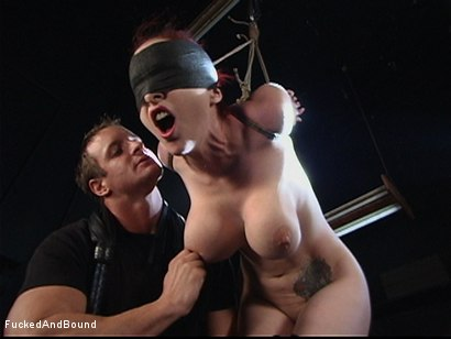 Photo number 2 from Berlin's Holes shot for  on Kink.com. Featuring Mz Berlin and TJ Cummings in hardcore BDSM & Fetish porn.