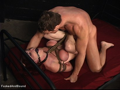 Photo number 12 from Berlin's Holes shot for  on Kink.com. Featuring Mz Berlin and TJ Cummings in hardcore BDSM & Fetish porn.