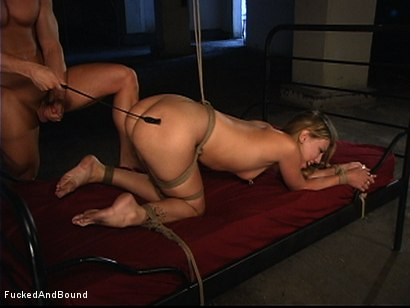 Photo number 10 from Master's Bitch shot for  on Kink.com. Featuring McKenzie Michelle and TJ Cummings in hardcore BDSM & Fetish porn.