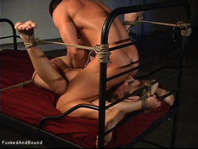 Photo number 11 from Master's Bitch shot for  on Kink.com. Featuring McKenzie Michelle and TJ Cummings in hardcore BDSM & Fetish porn.