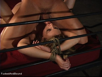 Photo number 12 from Master's Bitch shot for  on Kink.com. Featuring McKenzie Michelle and TJ Cummings in hardcore BDSM & Fetish porn.