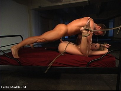 Photo number 13 from Master's Bitch shot for  on Kink.com. Featuring McKenzie Michelle and TJ Cummings in hardcore BDSM & Fetish porn.
