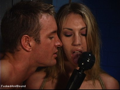Photo number 14 from Master's Bitch shot for  on Kink.com. Featuring McKenzie Michelle and TJ Cummings in hardcore BDSM & Fetish porn.