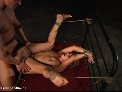 Photo number 6 from Master's Bitch shot for  on Kink.com. Featuring McKenzie Michelle and TJ Cummings in hardcore BDSM & Fetish porn.