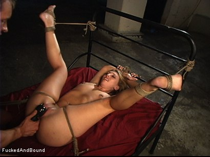 Photo number 7 from Master's Bitch shot for  on Kink.com. Featuring McKenzie Michelle and TJ Cummings in hardcore BDSM & Fetish porn.