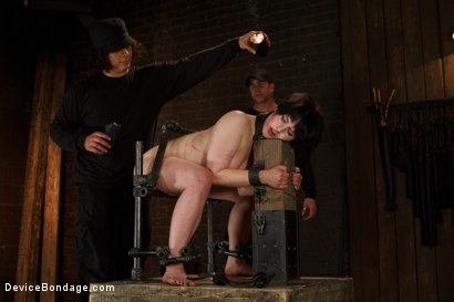 Photo number 10 from Pain Slut is Ruined by Extreme Torment shot for Device Bondage on Kink.com. Featuring Katharine Cane in hardcore BDSM & Fetish porn.