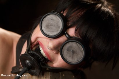Photo number 12 from Pain Slut is Ruined by Extreme Torment shot for Device Bondage on Kink.com. Featuring Katharine Cane in hardcore BDSM & Fetish porn.