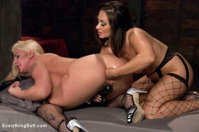 Photo number 7 from Anal Whores shot for Everything Butt on Kink.com. Featuring Lea Lexis and Leya Falcon in hardcore BDSM & Fetish porn.