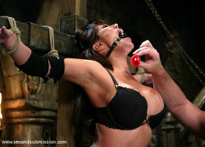 Photo number 4 from Ava Devine and Mark Davis shot for Sex And Submission on Kink.com. Featuring Ava Devine and Mark Davis in hardcore BDSM & Fetish porn.