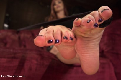 Photo number 10 from Foot Maids: Part 1 shot for Foot Worship on Kink.com. Featuring Mona Wales, Bella Rossi and Kip Johnson in hardcore BDSM & Fetish porn.
