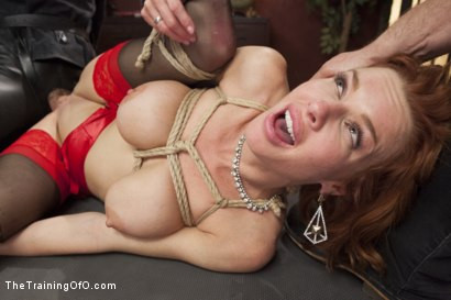 Photo number 12 from The Training of a Nympho Anal MILF, Day One shot for The Training Of O on Kink.com. Featuring Veronica Avluv and Owen Gray in hardcore BDSM & Fetish porn.