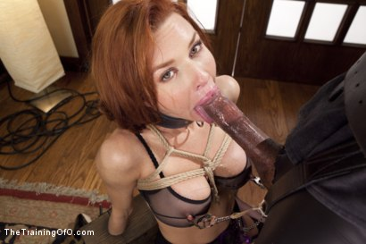 Photo number 7 from The Training of a Nympho Anal MILF, Day Two shot for The Training Of O on Kink.com. Featuring Veronica Avluv and Mickey Mod in hardcore BDSM & Fetish porn.