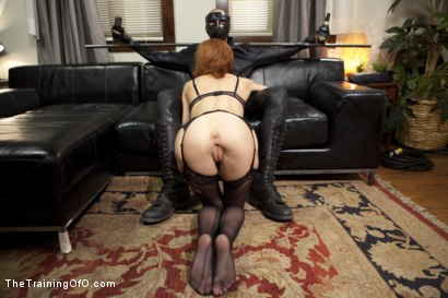 Photo number 10 from The Training of a Nympho Anal MILF, Day Two shot for The Training Of O on Kink.com. Featuring Veronica Avluv and Mickey Mod in hardcore BDSM & Fetish porn.