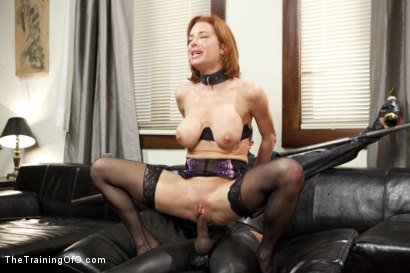 Photo number 8 from The Training of a Nympho Anal MILF, Day Two shot for The Training Of O on Kink.com. Featuring Veronica Avluv and Mickey Mod in hardcore BDSM & Fetish porn.