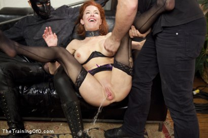 Photo number 9 from The Training of a Nympho Anal MILF, Day Two shot for The Training Of O on Kink.com. Featuring Veronica Avluv and Mickey Mod in hardcore BDSM & Fetish porn.