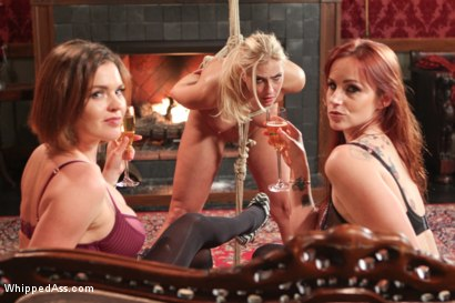 Photo number 13 from Lesbian MILF Retreat shot for Whipped Ass on Kink.com. Featuring Angel Allwood, Krissy Lynn and Bella Rossi in hardcore BDSM & Fetish porn.