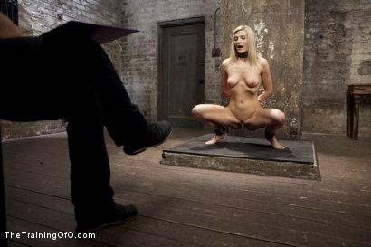 Photo number 1 from The Training of Amanda Tate, Day Two shot for The Training Of O on Kink.com. Featuring Amanda Tate and Owen Gray in hardcore BDSM & Fetish porn.