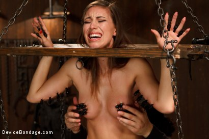 Photo number 8 from Feeling the Pain shot for Device Bondage on Kink.com. Featuring Rilynn Rae in hardcore BDSM & Fetish porn.