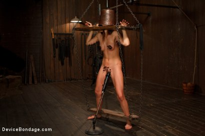 Photo number 7 from Feeling the Pain shot for Device Bondage on Kink.com. Featuring Rilynn Rae in hardcore BDSM & Fetish porn.